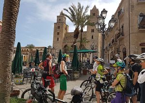 Bike Warm Up in Cefalù